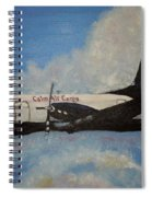 The Hawker Spiral Notebook