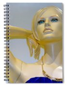The Head Turner Spiral Notebook