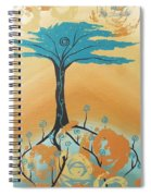The Healing Tree Spiral Notebook