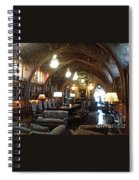 The Hearst Castle Spiral Notebook