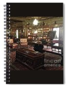 The Hearst Castle In San Simeon Spiral Notebook