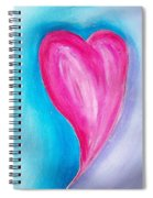 The Heart Is Spiral Notebook