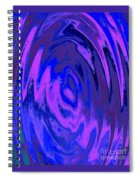 The Heart Of It Spiral Notebook
