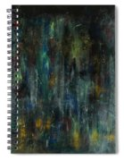 The Heart's Temple Spiral Notebook