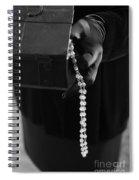 The Heist Spiral Notebook