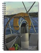 The Helm Spiral Notebook