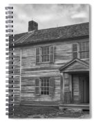 The Henry House Spiral Notebook