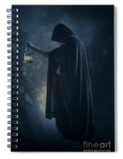 The Hermit Spiral Notebook