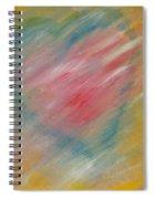 The Hidden Heart Spiral Notebook