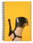 The High Heel Spiral Notebook