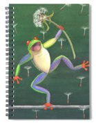 The High Wire Spiral Notebook