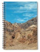 The Hills Spiral Notebook