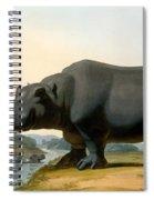 The Hippopotamus, 1804 Spiral Notebook