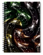 The History Of Fashion Spiral Notebook