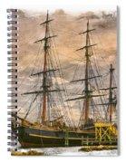 The Hms Bounty Spiral Notebook
