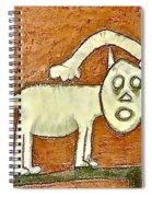 The Hollow Men 88 - Dog Spiral Notebook