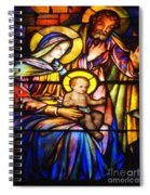 The Holy Child Spiral Notebook