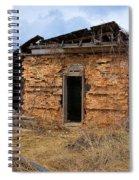 The Homestead 2 Spiral Notebook