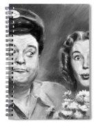 The Honeymooners Spiral Notebook