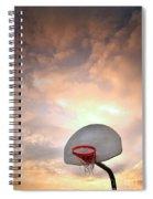 The Hoop Spiral Notebook