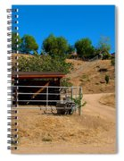 The Horse Ranch 2 Spiral Notebook