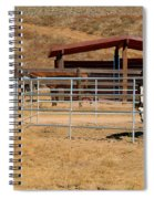 The Horse Ranch 3 Spiral Notebook