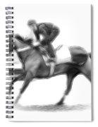 The Horseman Spiral Notebook
