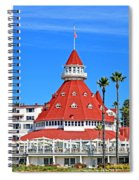 The Hotel Of Hotels Spiral Notebook
