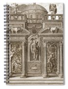 The House Of Sleep, 1731 Spiral Notebook