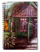 The House Of Spirits Spiral Notebook
