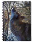 The Howl Spiral Notebook
