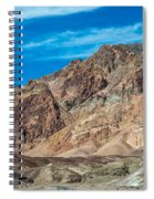 The Hues Spiral Notebook