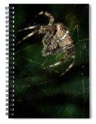 The Hunter Spiral Notebook