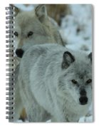 The Hunters Spiral Notebook