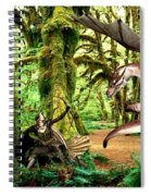 The Huntress Spiral Notebook
