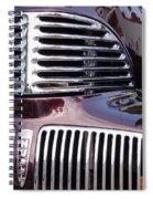 The Hupp Spiral Notebook