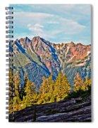 The Hut 2 Spiral Notebook