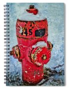 The Hydrant Spiral Notebook