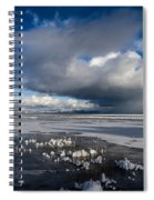 The Iceman Cometh Spiral Notebook