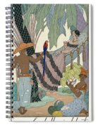 The Idle Beauty Spiral Notebook
