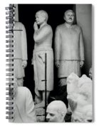 The Indian Icons Spiral Notebook