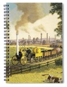 The Industrial Revolution Spiral Notebook