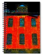 The Infirmary Spiral Notebook