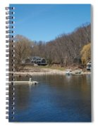 The  Inlet Spiral Notebook