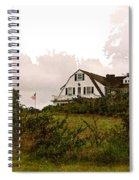The Inn Spiral Notebook