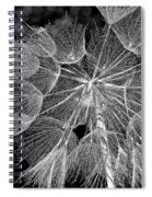 The Inner Weed Monochrome Spiral Notebook