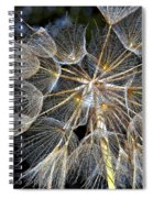 The Inner Weed Paint Spiral Notebook