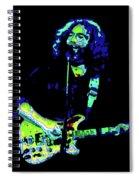 The Inspirational Light Spiral Notebook