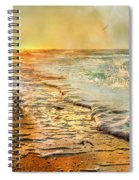 The Inspirational Sunrise Spiral Notebook