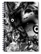 The Invaders Spiral Notebook